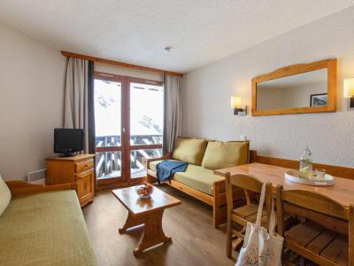 Location au ski Appartement 2 pièces 4 personnes - Résidence Pierre & Vacances les Temples du Soleil - Val Thorens