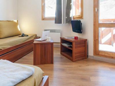 Location au ski Appartement 3 pièces 5-7 personnes - Résidence Pierre & Vacances les Temples du Soleil - Val Thorens
