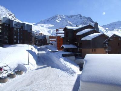 Location au ski Studio 3 personnes (82) - Résidence Reine Blanche - Val Thorens