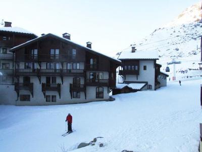 Location au ski Appartement 2 pièces cabine 4 personnes (21) - Résidence Reine Blanche - Val Thorens