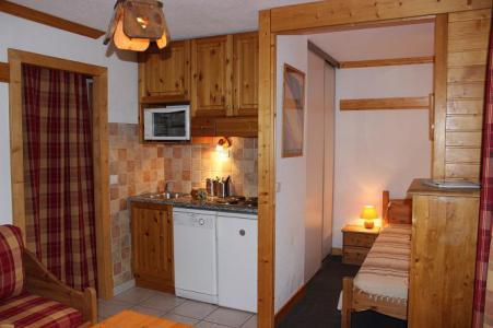Location au ski Appartement 2 pièces cabine 4 personnes (71) - Résidence Reine Blanche - Val Thorens