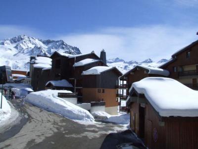 Location au ski Appartement 2 pièces 4 personnes (65) - Résidence Reine Blanche - Val Thorens - Canapé