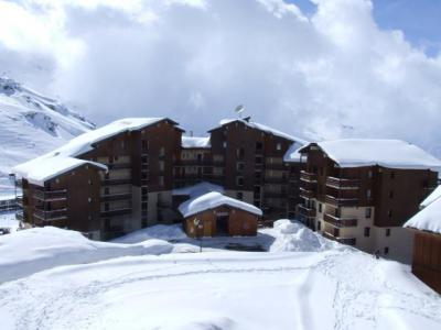 Location au ski Appartement 2 pièces 4 personnes (65) - Residence Reine Blanche - Val Thorens - Kitchenette