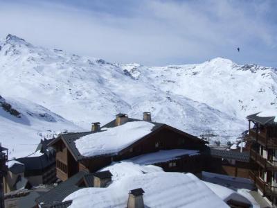 Location au ski Appartement 2 pièces cabine 4 personnes (108) - Residence Reine Blanche - Val Thorens - Lit double