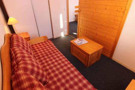 Location au ski Appartement 2 pièces cabine 4 personnes (112) - Résidence Reine Blanche - Val Thorens - Banquette