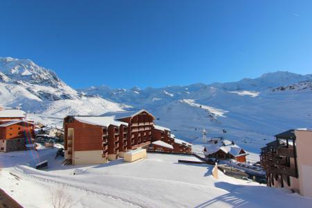 Location au ski Appartement 2 pièces cabine 4 personnes (23) - Residence Reine Blanche - Val Thorens - Kitchenette