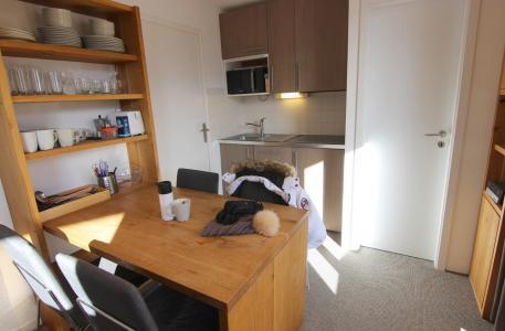 Location au ski Appartement 2 pièces cabine 4 personnes (23) - Residence Reine Blanche - Val Thorens - Séjour