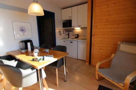 Location au ski Appartement 2 pièces cabine 4 personnes (35) - Residence Reine Blanche - Val Thorens - Kitchenette