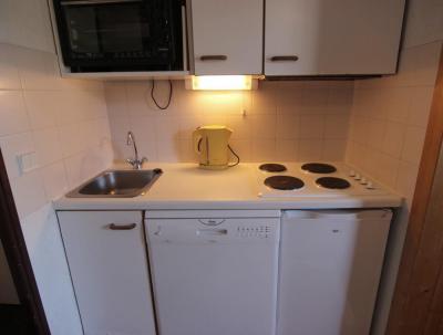 Location au ski Appartement 2 pièces cabine 4 personnes (37) - Résidence Reine Blanche - Val Thorens - Cuisine