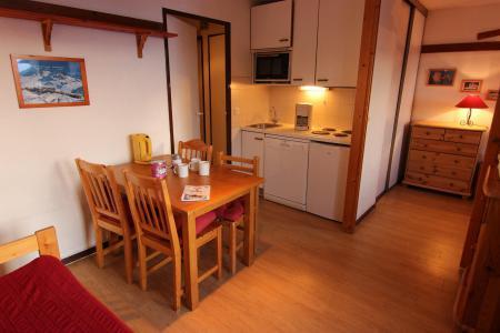 Location au ski Appartement 2 pièces cabine 4 personnes (37) - Résidence Reine Blanche - Val Thorens - Séjour