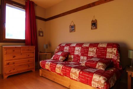 Location au ski Appartement 2 pièces cabine 4 personnes (58) - Résidence Reine Blanche - Val Thorens - Appartement