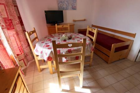 Location au ski Appartement 2 pièces cabine 4 personnes (77) - Résidence Reine Blanche - Val Thorens - Lavabo