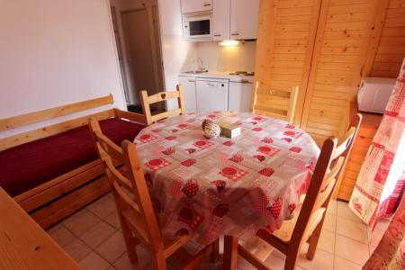 Location au ski Appartement 2 pièces cabine 4 personnes (77) - Résidence Reine Blanche - Val Thorens - Table