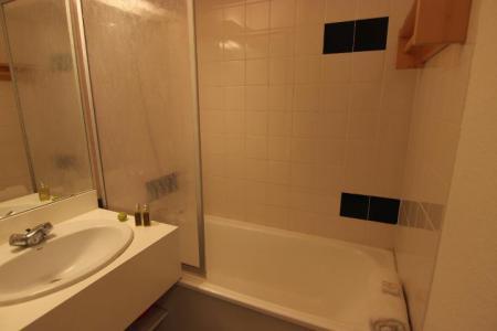 Location au ski Appartement 2 pièces cabine 4 personnes (9) - Résidence Reine Blanche - Val Thorens - Salle de bains