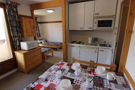 Location au ski Appartement 2 pièces cabine 4 personnes (9) - Résidence Reine Blanche - Val Thorens - Séjour