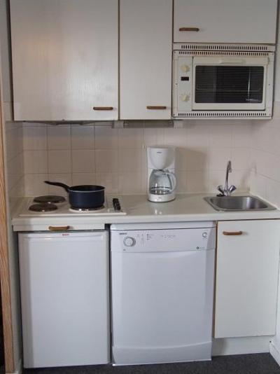 Location au ski Appartement 2 pièces cabine 4 personnes (94) - Residence Reine Blanche - Val Thorens - Kitchenette