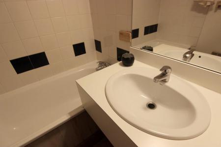 Location au ski Appartement 2 pièces mezzanine 6 personnes (100) - Residence Reine Blanche - Val Thorens - Lit pliant