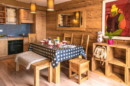 Location au ski Appartement duplex 3 pièces cabine 6 personnes (115) - Résidence Reine Blanche - Val Thorens - Cuisine