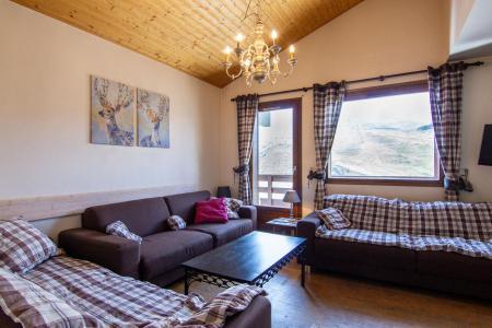 Location au ski Appartement duplex 4 pièces 8 personnes (97) - Residence Reine Blanche - Val Thorens - Canapé