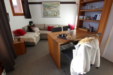 Location au ski Appartement 2 pièces cabine 4 personnes (23) - Residence Reine Blanche - Val Thorens - Extérieur hiver