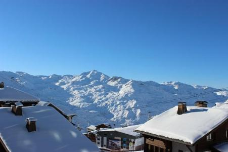 Location au ski Studio 3 personnes (85) - Residence Reine Blanche - Val Thorens - Extérieur hiver