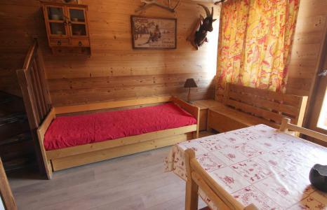 Location au ski Appartement 2 pièces mezzanine 6 personnes (100) - Residence Reine Blanche - Val Thorens - Plan