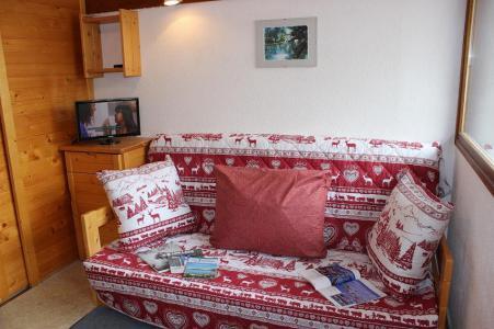 Location au ski Studio 3 personnes (67) - Residence Reine Blanche - Val Thorens - Lavabo