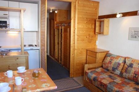 Location au ski Studio 3 personnes (85) - Residence Reine Blanche - Val Thorens - Séjour