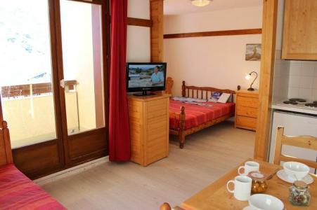 Location au ski Studio cabine 4 personnes (11) - Residence Reine Blanche - Val Thorens - Séjour