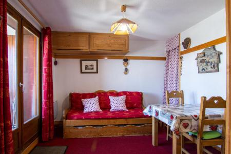 Location au ski Studio cabine 4 personnes (86) - Residence Reine Blanche - Val Thorens - Banquette