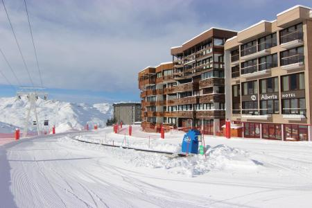 Location Val Thorens : Résidence Roc de Péclet hiver