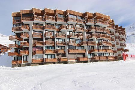 Vacances en montagne Résidence Roc de Péclet - Val Thorens - Extérieur hiver