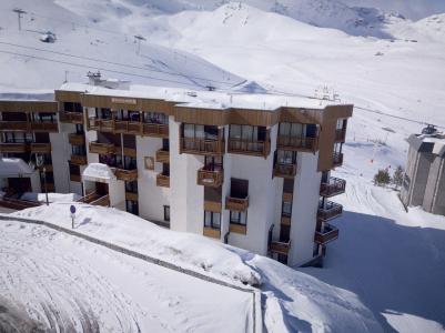 Location au ski Résidence Roc de Péclet - Val Thorens - Extérieur hiver