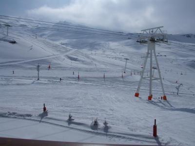 Location au ski Studio coin montagne 4 personnes (C9) - Résidence Roc de Péclet - Val Thorens