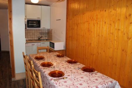 Location au ski Appartement 2 pièces 6 personnes (B24) - Résidence Roc de Péclet - Val Thorens - Salle de bains