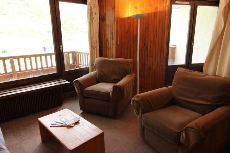 Location au ski Appartement 2 pièces 6 personnes (C6) - Résidence Roc de Péclet - Val Thorens - Séjour