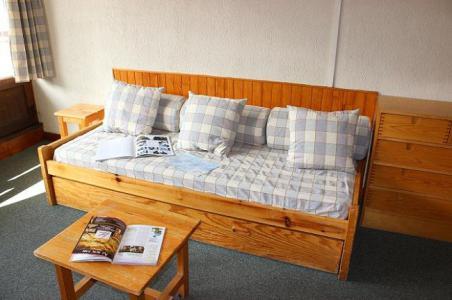 Location au ski Studio 2 personnes (C2) - Residence Roc De Peclet - Val Thorens - Lavabo