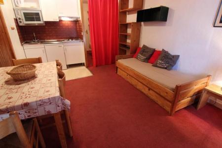Location au ski Studio 3 personnes (A15) - Residence Roc De Peclet - Val Thorens - Kitchenette