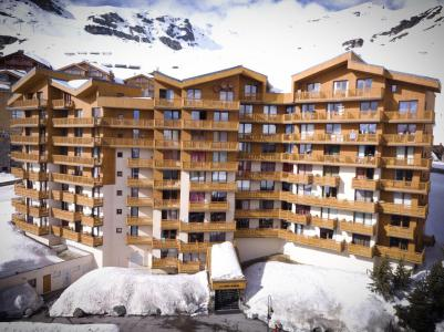 Location Val Thorens : Résidence Roche Blanche hiver