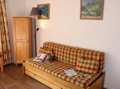 Location au ski Studio 3 personnes (60) - Residence Roche Blanche - Val Thorens - Plan