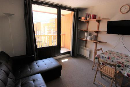 Location au ski Studio 2 personnes (153) - Residence Roche Blanche - Val Thorens - Lavabo