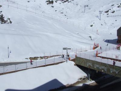 Location au ski Studio 2 personnes (171) - Residence Roche Blanche - Val Thorens - Table