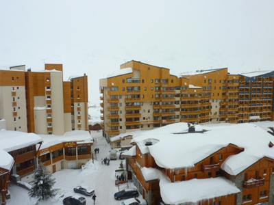 Location au ski Studio 3 personnes (60) - Résidence Roche Blanche - Val Thorens - Table
