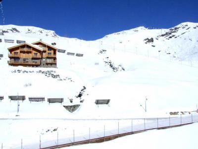 Location au ski Studio 4 personnes (82) - Résidence Roche Blanche - Val Thorens - Lavabo