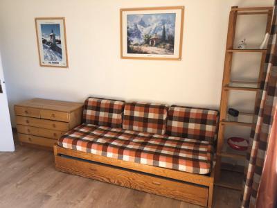 Location au ski Studio coin montagne 4 personnes (63) - Résidence Roche Blanche - Val Thorens - Séjour