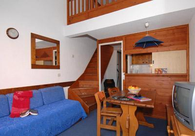 Location au ski Residence Silveralp - Val Thorens - Kitchenette
