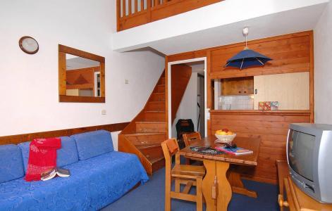 Location au ski Résidence Silveralp - Val Thorens - Séjour