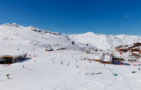 Location au ski Résidence Tourotel - Val Thorens - Extérieur hiver