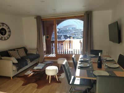 Skiverleih 2-Zimmer-Holzhütte für 6 Personen (2404) - Résidence Val Set - Val Thorens - Appartement