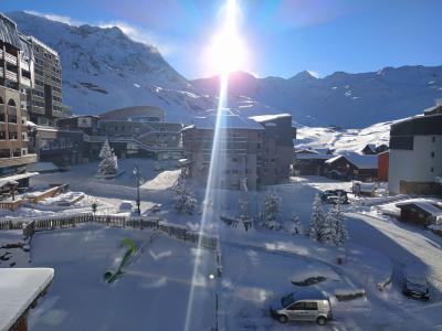 Location au ski Appartement 2 pièces cabine 6 personnes (2404) - Résidence Val Set - Val Thorens - Appartement